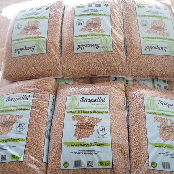 Saco de pellet de 15 kg materialeslinares com - Sacos de pellets ...